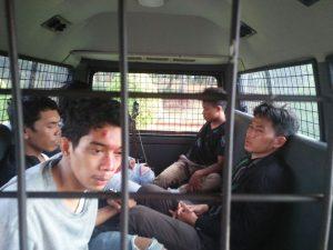 Aksi 20 Tahun Reformasi di Depan Istana Berakhir Cheos, 7 Mahasiswa Terluka Dan Ditangkap
