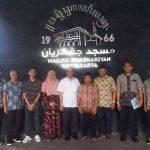 Studi Banding Gemantik, Bupati Wajo ke Masjid Jogokariyan Yogyakarta