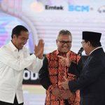 Debat Keempat: Salam Perpisahan Jokowi? Prabowo Tak Terbendung