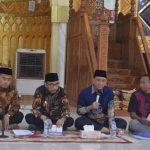 Sukseskan Gemantik, Bupati Wajo Kunjungi Masjid Ummul Quraa