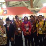 Bupati Tulangbawang Hadiri Indonesia International Smart City Expo