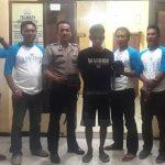 Polsek Gedung Aji Bekuk Pelaku Pencurian Dengan Kekerasan