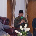 Bupati dan MUI Kabupaten Wajo Bahas Program Labelisasi Halal