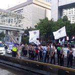 Aksi Bela Rakyat Gorut Jilid 4 Ricuh Karena Kecewa Tak Bisa Temui LBP