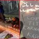 Seribu Lilin Untuk Mujahid 21-22 Mei Dalam Renungan Jumat Berkabung