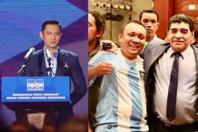 DPP KNPD: Jadi Ketua Umum Partai Demokrat, AHY Wakili Generasi Milenial
