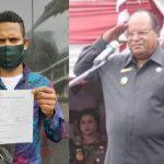KPK Resmi Terima Laporan Dugaan Korupsi Walikota Sorong Sebesar 145 M