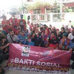 GPI Berbagi dan Advokasi Anak Jalanan Terminal di Jakarta