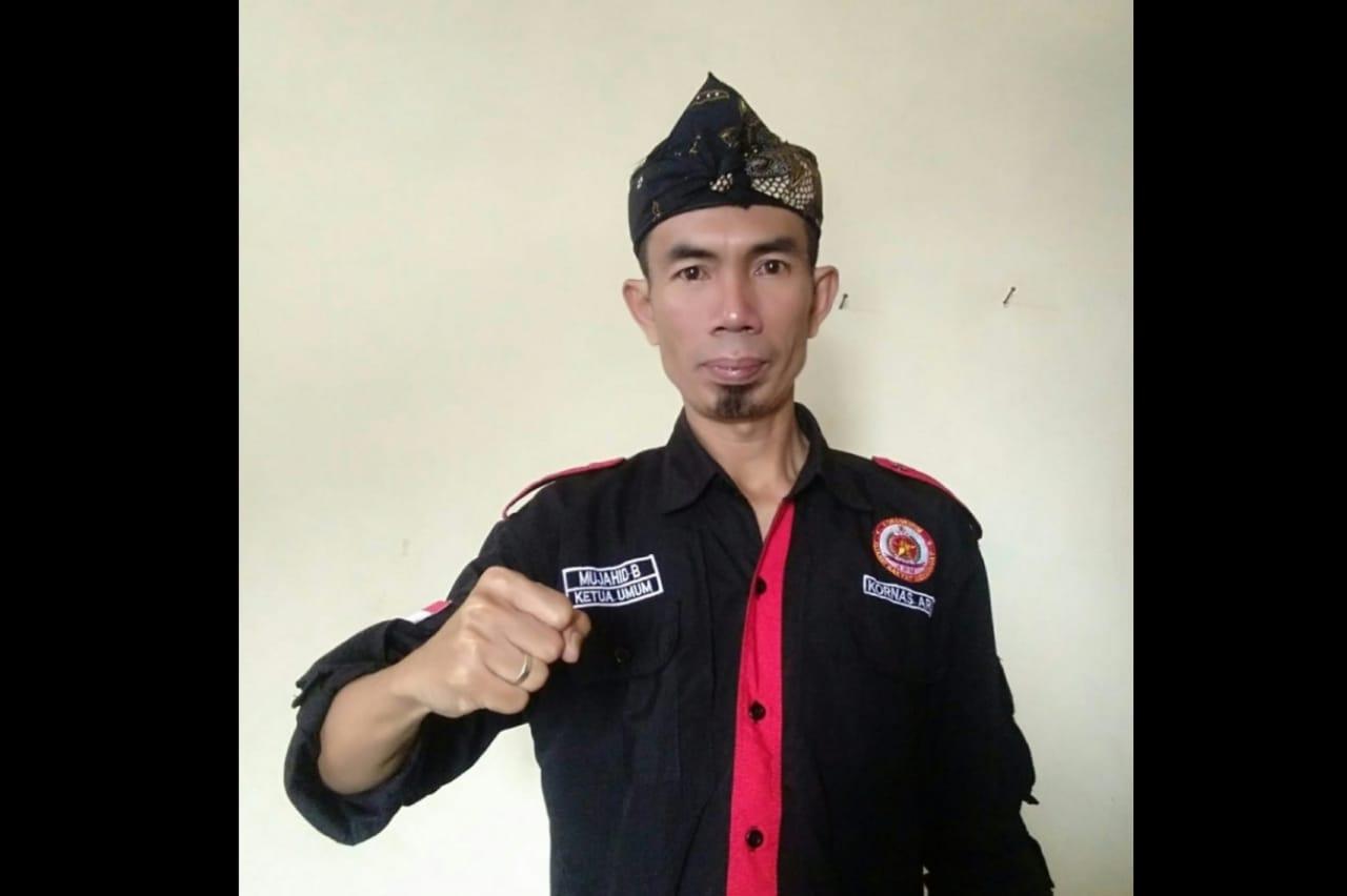 Ketua Umum ARM : Kami Tidak Akan Mentolelir Aktivis ARM yang Melanggar Hukum